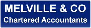 Melville & Co Chartered Accountants Logo
